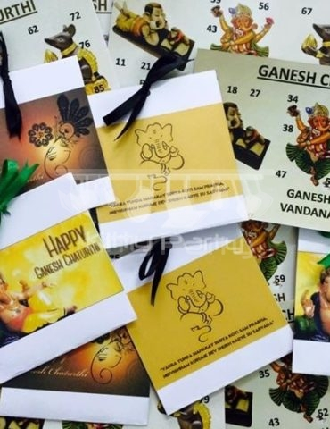 Ganesh Chaturthi Theme Envelopes