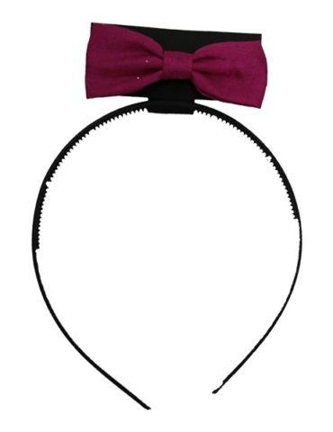 Hairbands (Pink Bow)