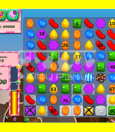 Candy Crush Tambola Ticket