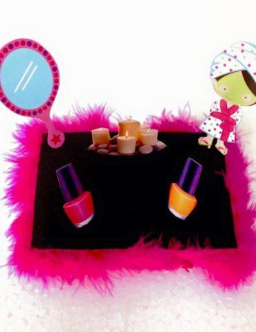 Spa Kitty Party Theme