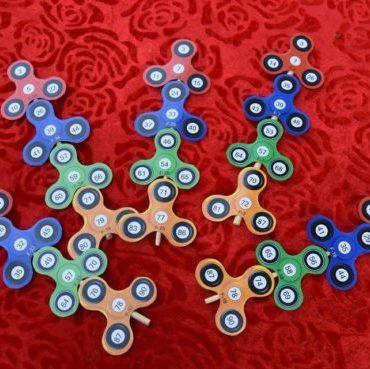 Fidget Spinner Party Theme