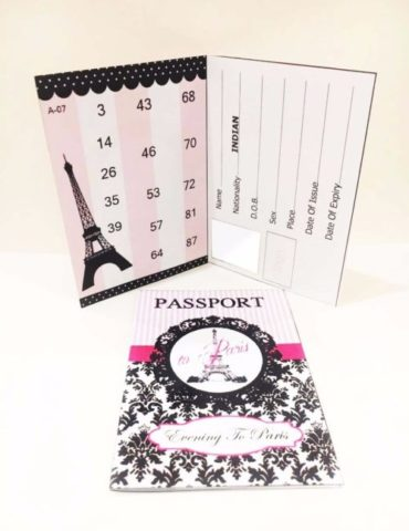 An Evening In Paris Kitty Party Theme