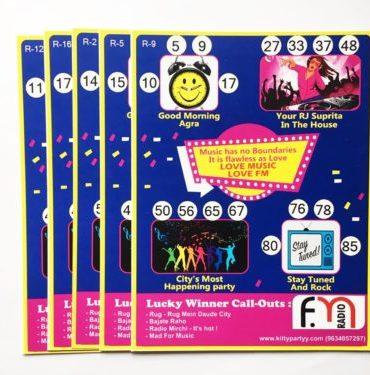 FM Radio Kitty Party Theme