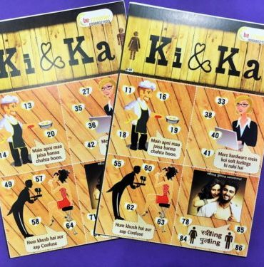 Ki & Ka Kitty Party Theme