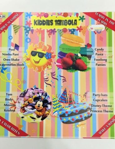 Childhood Kitty Party Theme