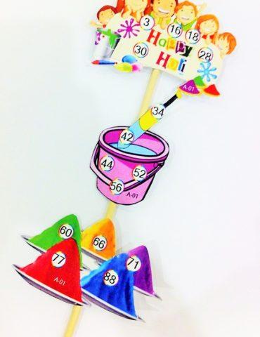 Holi Kitty Party Theme