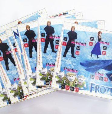 Frozen Kitty Party Theme