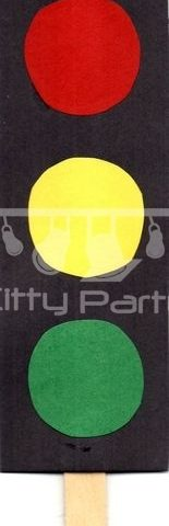 Traffic Rules Kitty Party Theme