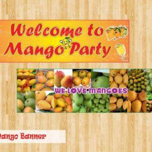 Mango Festival Kitty Party Theme