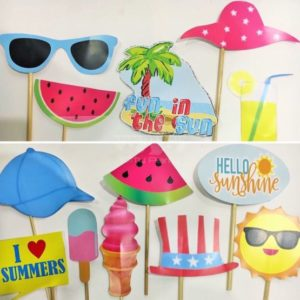 Pool Party decoration