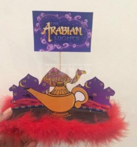 Arabian nights 3D tambola game