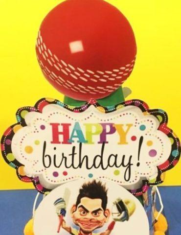 Cricket Birthday Party Theme