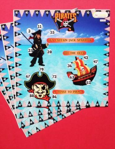 Pirates Kitty Party Theme