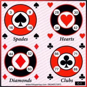 Casino tambola game