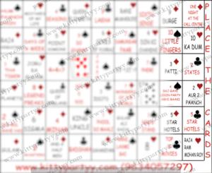 Casino board game